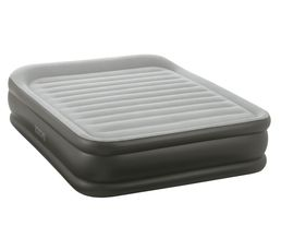 Matelas gonflable 2 places INTEX DELUXE NEW FIBER TECH