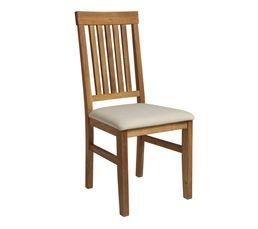 Chaises - Chaise en chêne huilé BOSTON 122916