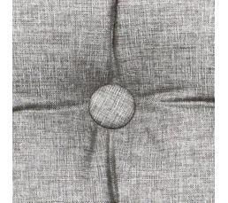 Coussin de sol 65 x 65 cm STYLE Gris