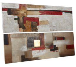 Toiles assorties 50 x 150 cm IMPRESS 2 mod�les au choix