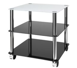 RONDO Table  Noir / sable
