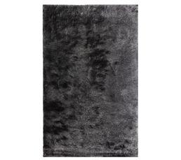 Tapis 200 x 290 cm SILKY Noir