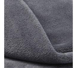 Plaid 140x200 cm COCOON Gris