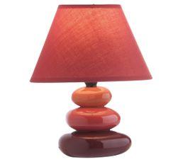 Lampe de chevet EMMA 3 Rouge