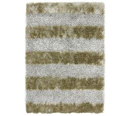 Tapis Pour Votre Salon - Tapis 60x90 cm HYBRIDE Gris