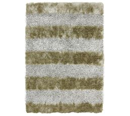 HYBRIDE Tapis 200X290 cm gris
