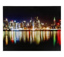 Toiles - Toile 85X113 LED NYC