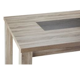 TABLE L.170 STONE T17BIS CHENE GRIS