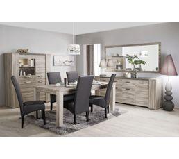 miroir l209 stone sp2 chene gris miroirs but. Black Bedroom Furniture Sets. Home Design Ideas