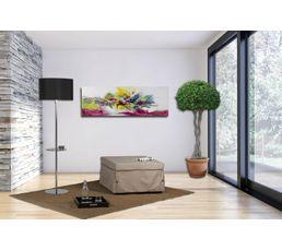 Peintures - Toile peinte 50X150 EMOTION