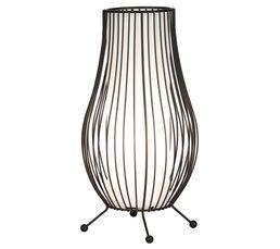 Lampes à Poser - Lampe à poser MOKA PM Noir