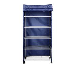 Portants & Penderies - Housse étagère ASTUS 2 Bleu