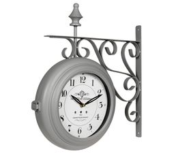 Horloges - Horloge POTENCE Gris
