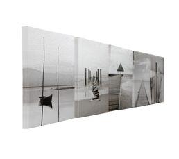 Toiles - Set de 5 toiles 24x24 EVASION