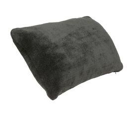 Coussin 30x50 cm COCOON noir