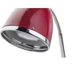 Lampe de bureau MATHEO Rouge