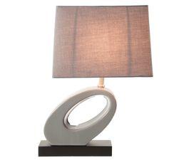 Lampe à poser CABESTAN Gris