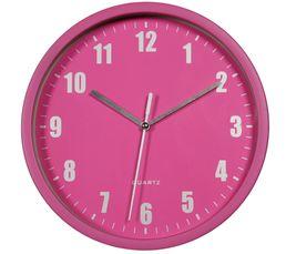 Horloges - Horloge HOUR 2 Fuchsia