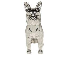 Objets à Poser - Statue BOBBY Silver