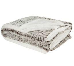 dessus de lit 180x230 cm ugo marron vendu par but 1178458. Black Bedroom Furniture Sets. Home Design Ideas