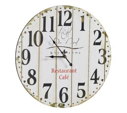 HOTEL NORD Horloge