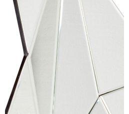 Miroir 70X110 SPIDER Argent