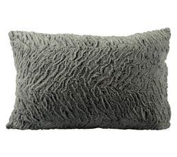 Coussin 40x60 cm UGO gris