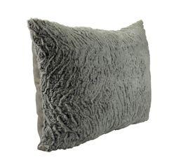 UGO Coussin 40 x 60 cm gris