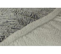 Dessus de lit 180x230 cm UGO gris