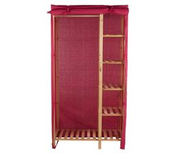 Housse penderie INGENIUS Fuchsia