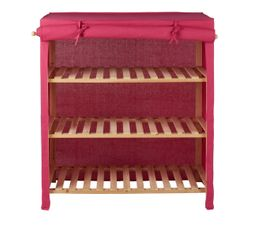 Portants & Penderies - Housse commode INGENIUS Fuchsia