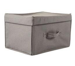 Boites De Rangement - Boîte 40X30X25 cm INGENIUS Taupe
