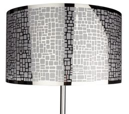Lampadaire STRIPES Chrome