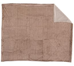 Plaids - Plaid 140X170 CALIN 2 Beige