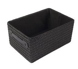 COCOONS Panier petit format Noir