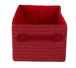 Panier - Panier MM COCOONS Rouge