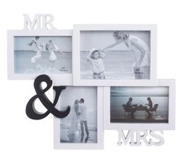 Photographies - Multivues FAMILY Blanc