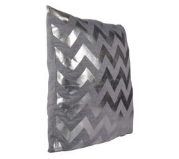 Coussin 45x45 Graphic Gris
