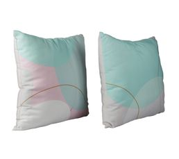 Coussin 45x45 cm Sweet Rose