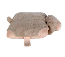 Peluche OURS taupe