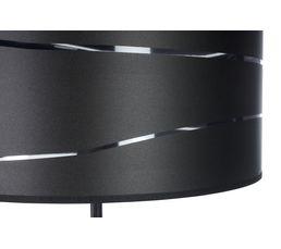 Lampadaire ZEBRA Noir