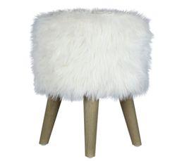 pouf et chauffeuse pas cher. Black Bedroom Furniture Sets. Home Design Ideas