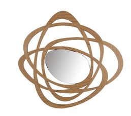 Miroirs - Miroir 90x90 cm COCON Naturel