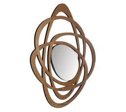 Miroir pas cher for Miroir 90x90