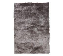 Tapis 160x230 cm SILKY gris