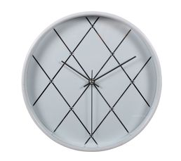 horloge d 30 cm milano blanc horloges but. Black Bedroom Furniture Sets. Home Design Ideas