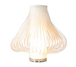Lampe à poser ZOE Blanc