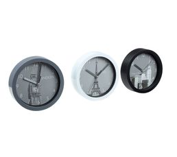 Set 3 horloges URBANCITY Multicolor