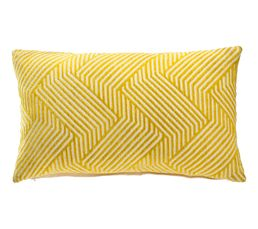Coussin 30x50 cm MONTREAL Moutarde