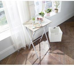 Table pliante SEATTLE Blanc